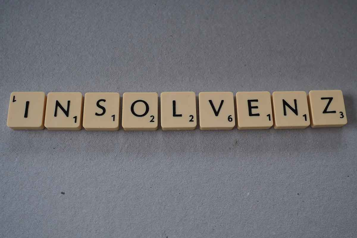 Insolvent?